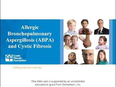 CF Foundation | Allergic Bronchopulmonary Aspergillosis ABPA and Cystic Fibrosis