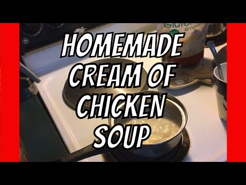 AldermanFarms Quick Tip | Homemade Cream of Chicken Soup