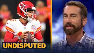 Rob Riggle talks FOX NFL Sunday and the Kansas City Chiefs going into 2018 | NFL | UNDISPUTED