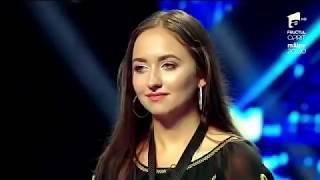 """Valeria Marcu  """"Lie, ciocârlie"""". Vezi cum cântă, la saxofon, la X Factor Romania"""