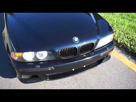 2002 BMW e39 M5 DINAN Blue Supercharged Clean For Sale