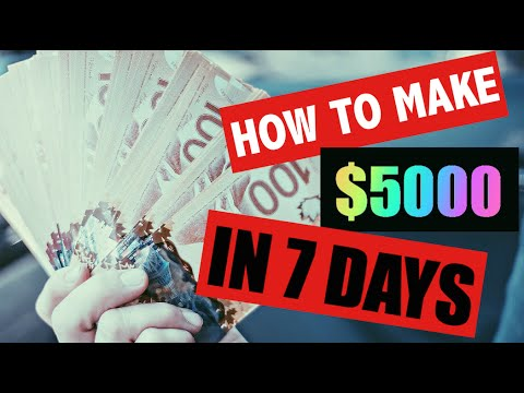 How to make money online quick (NO SURVEYS)