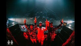 Rampage 2018 - Kings Of The Rollers ft. Bladerunner, Voltage, Serum & MC Inja