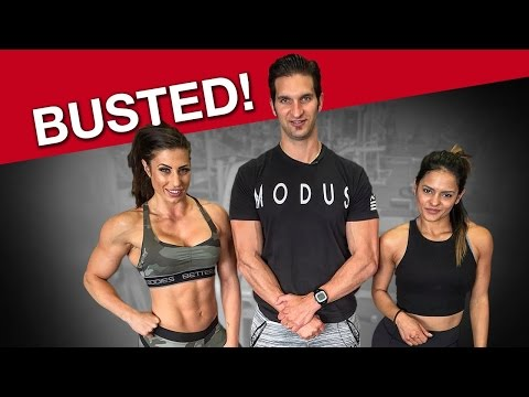 How To Build Muscle For Women (5 MYTHS FEMALES MUST KNOW!)
