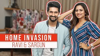 Ravi Dubey & Sargun Mehta's Home Invasion | S2 Episode 1 | MissMalini