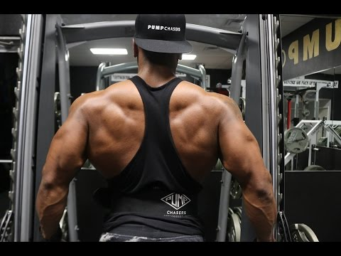 Build Up Lower Lats    BARBELL LOW ROW aka The Yates Row   Form Tutorial
