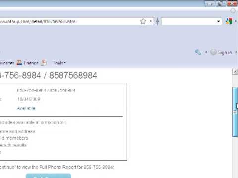 Unlisted Phone Number Search - Instant Access to Any Cell N