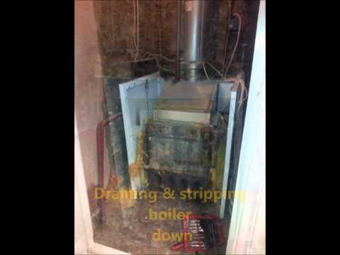 Floorstanding Boiler Replacement