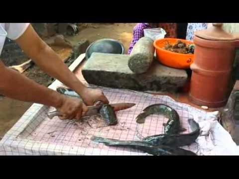 African Mushi Cutting