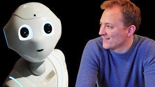 Will Artificial Intelligence Ever Surpass Human Intelligence? Vlog#14 HooplakidzLab