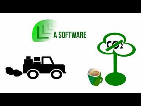 Leaffing - Our System to Reduce the Impact of CO2 Emissions