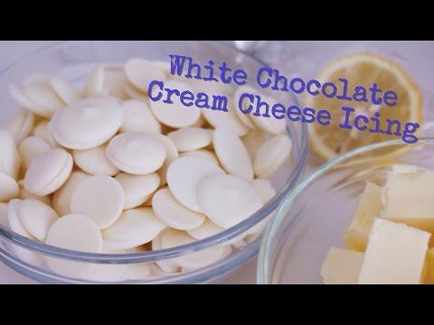 White Chocolate Cream Cheese Icing