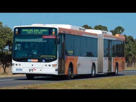 Australian International Airshow (Avalon) 2017 shuttle buses