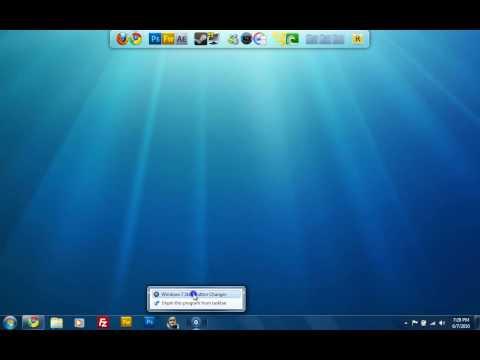 How to Apply Custom Start Orbs on Windows 7