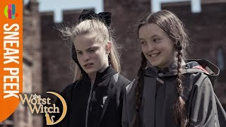 The Worst Witch   Series 3 Ep 1   Battle of the Broomsticks