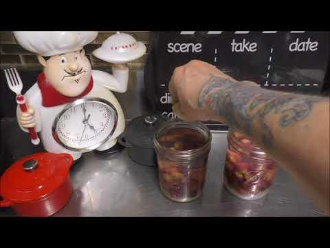 ~Canning Amish Grape Juice~
