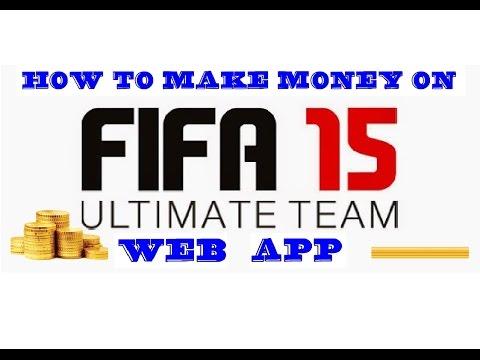 How to make money on FIFA 15 FUT + WebApp