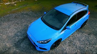 Rory Reid vs Ford Focus RS - Top Gear: Series 23 - BBC