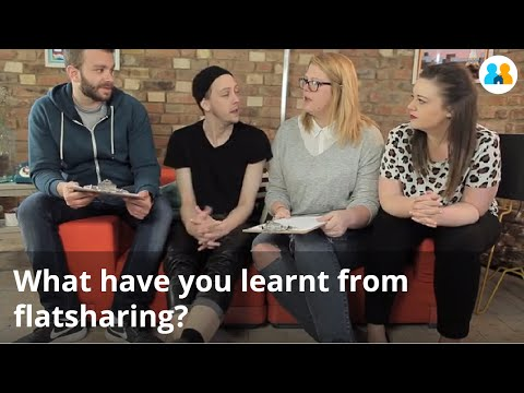 What have you Learnt from Flatsharing? | Flatmate FAQ's #5 | SpareRoom