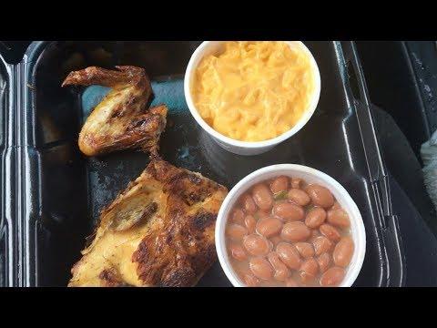El Pollo Loco | 2 Piece Chicken Meal Review