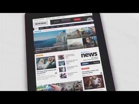 Newsmag Theme Tutorial - How to update theme via WordPress