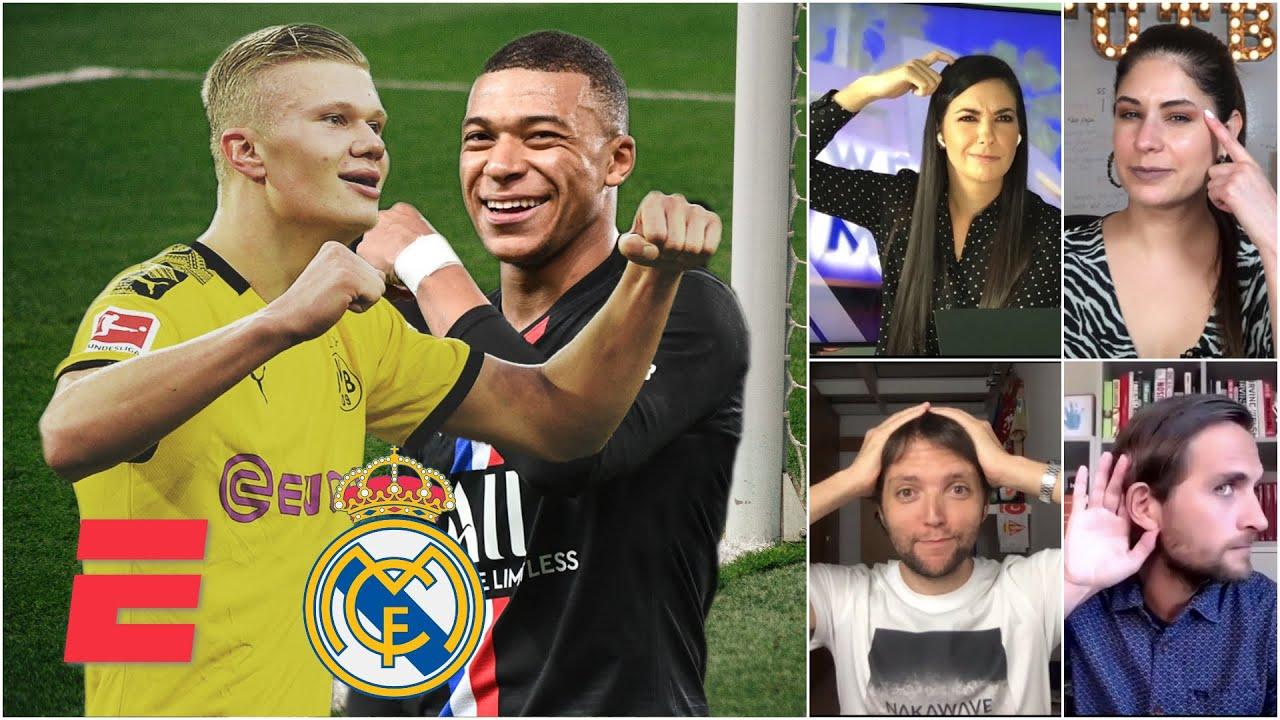 ATENCIÓN Kylian Mbappé o Erling Haaland, ¿a quién debe fichar el Real Madrid en 2021? | Exclusivos