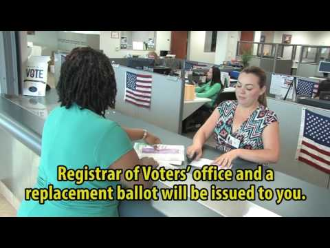 How to mark your Vote By Mail Ballot   English