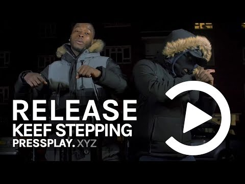 KeefStepping - Right Now (Music Video) Prod By PA Beats | Pressplay