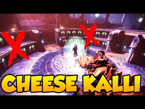 Xxx Mp4 How To Cheese Kalli Last Wish Raid Advanced Strategy Guide 3gp Sex