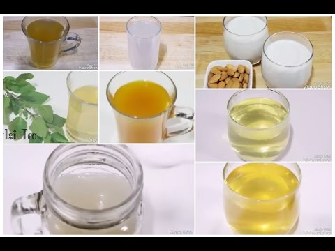 10 - Drinks for Weight Loss/Quick and Easy Weight Loss Drinks Recipes /Weight Loss Drinks ☆