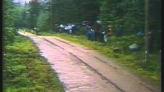 1000 Lakes Rally 1985 - SS1 Laajavuori Live