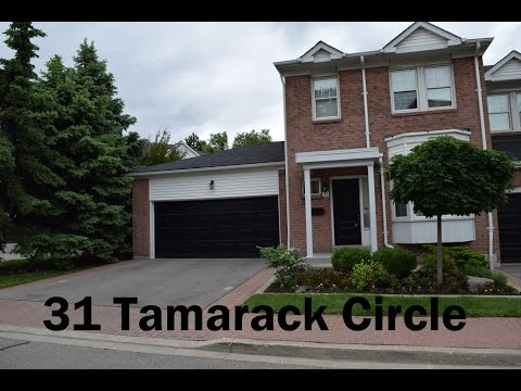 31 Tamarack Circle Etobicoke, House for Sale in Etobicoke