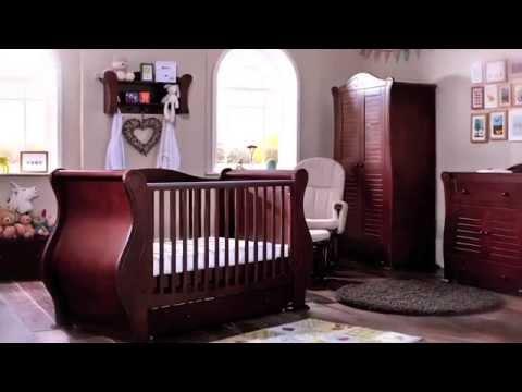 Tutti Bambini Marie - Room Set Video | Nursery Furniture Store
