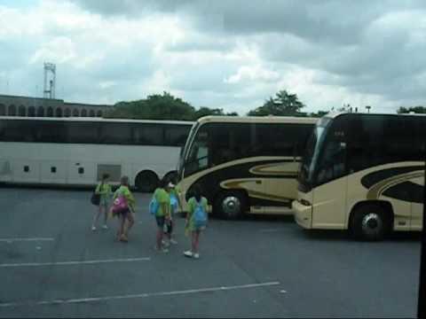 Bus Ride to hershey park