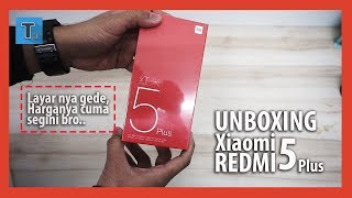 Unboxing Xiaomi Redmi 5 Plus Seharga 2 Juta Rupiah !