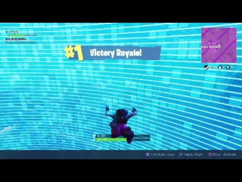 8 KILL 1 VS 3 CLUTCH SQUAD VICTORY - Fortnite Battle Royale