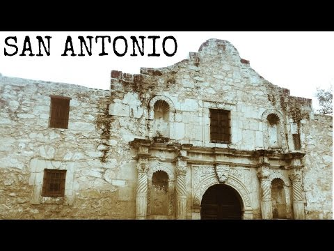 Flat Tires & The Alamo - Cross Country Road Trip