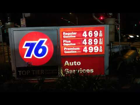 Uber and Lyft need to take the super high gas prices into consideration. What is your gas price?