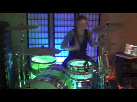 Owl City - Tyler Humphrey Drum Cover