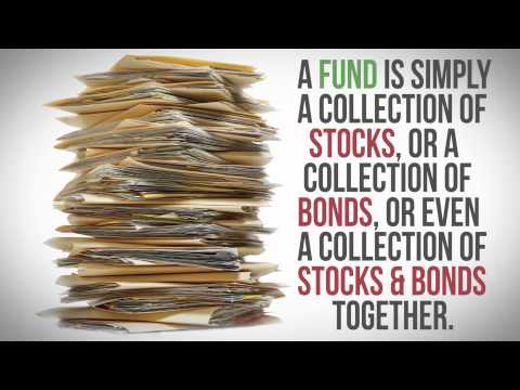 Stocks, Bonds, Funds - What's the Difference?