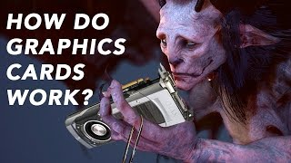 How Do GRAPHICS CARDS Work?