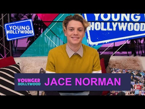 Henry Danger's Jace Norman Fanboys Over Selena Gomez!