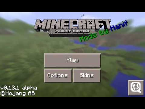 Minecraft pe:Lightsaber[MOD]