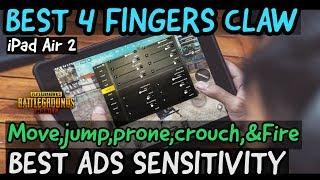 sensitivity settings pubg mobile ipad Videos - 9tube tv