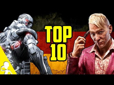 Top 10 Video Games Developed In Germany | Get Germanized