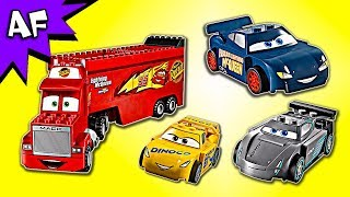 Lego Cars Florida 500 FINAL RACE 10745 Animation & Speed Build
