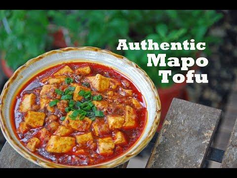 How to Make Authentic Chinese Mapo Tofu (麻婆豆腐)