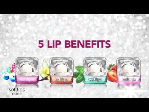 Kissably Soft Lips with Softlips!