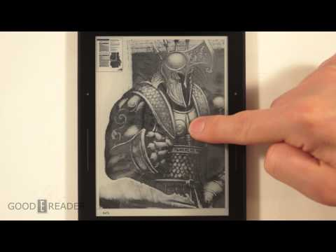 How Good are PDF Files on the Amazon Kindle Voyage?