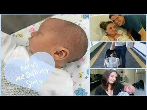 MY LABOUR & DELIVERY STORY 2017   POSITIVE INDUCTION, DRUG FREE, NATURAL DELIVERY   MRS SMITH & CO.